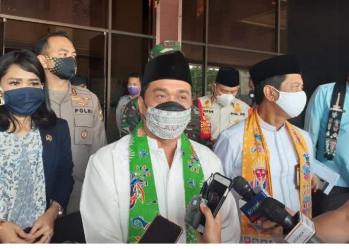 Wakil Gubernur DKI Jakarta Ahmad Riza Patria