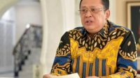 Ketua MPR RI Bambang Soesatyo atau Bamsoet