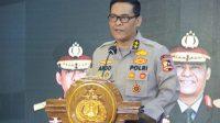 Kepala Divisi Humas Mabes Polri Irjen Pol Argo Yuwono